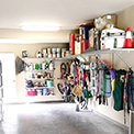North Jersey garage organization