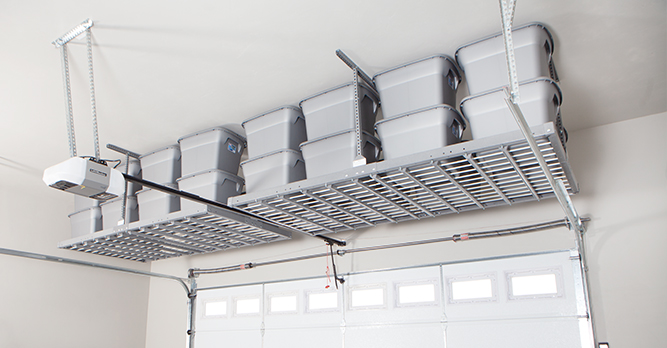 Overhead Garage Storage North Jersey