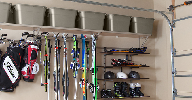Garage Shelving North Jersey